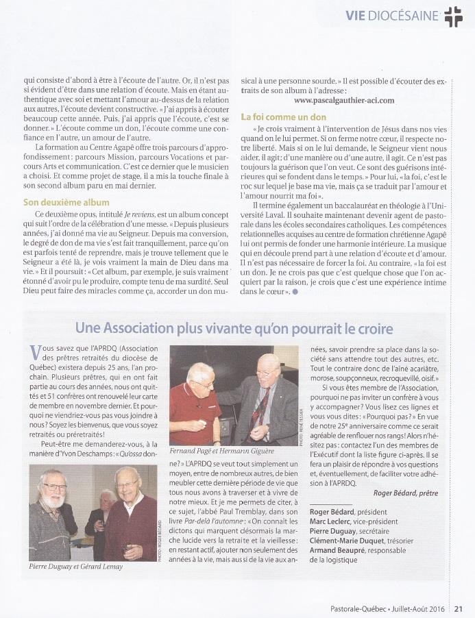 Article de Pascal Huot Pastorale Qubec page 2